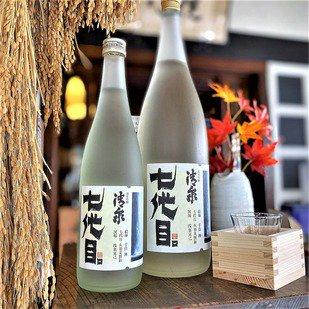 【清泉】純米吟醸 生貯蔵酒 七代目 1.8l