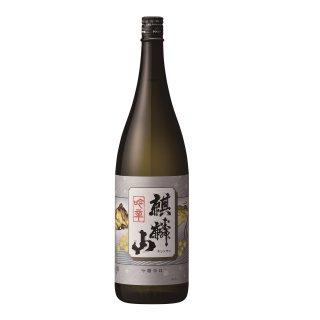 【麒麟山】辛口 シリーズ 吟醸酒 -吟辛- ギンカラ 1.8l