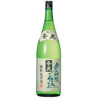 【越乃景虎】 純米酒 越乃景虎 名水仕込特別純米酒 1.8l