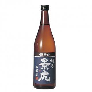 【越乃景虎】 本醸造 越乃景虎 超辛口本醸造 720ml