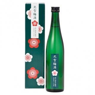 【北雪酒造】梅酒 北雪梅酒 500ml