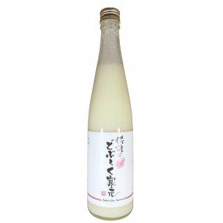 【佐渡発酵】濁酒 佐渡のどぶろく 480ml
