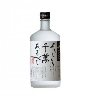 【八海山】 25°米焼酎よろしく千萬あるべし 720ml