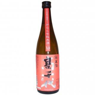 【�千代】�千代 からくち美山錦+19火入れ 純米酒 720