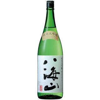 【八海山】45% 純米大吟醸 八海山 1.8l