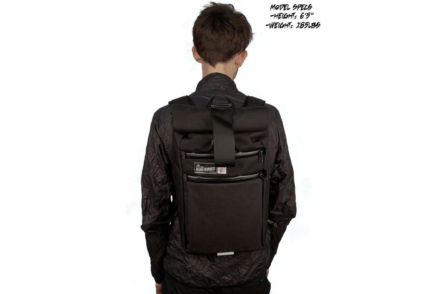 Small Roll Top Backpack-Pro  (スモールロールトップバッグ・プロ)