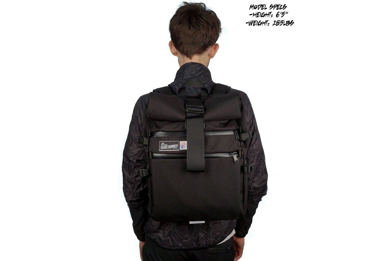 Medium Roll Top Backpack-Pro  (ミディアムロールトップバッグ・プロ)