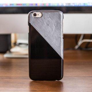 サンプル品「金属加工iPhone 6/6sケース - type 1」ハンドメイド