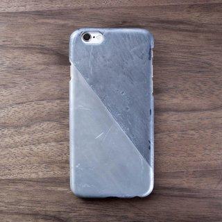 サンプル品「金属加工iPhone 6/6sケース - type 3」ハンドメイド