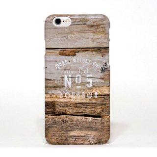 「Whiskey Barrel」| iPhoneケース | Plan bシリーズ