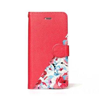 「RED」 | 手帳型iPhoneケース | Plan bシリーズ