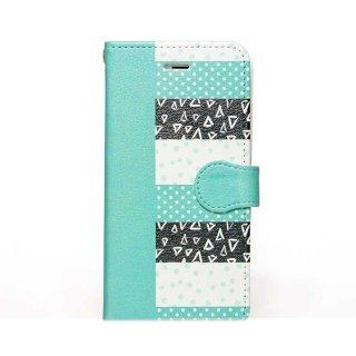 「Mint」 | 手帳型iPhoneケース | Plan bシリーズ