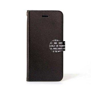 「The Black」 | 手帳型iPhoneケース | Plan bシリーズ