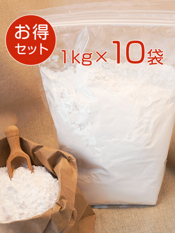 業務用 パン用ミックス粉( 1kg × 10袋 ) 10kg