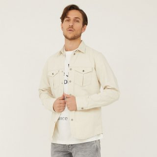 PEPE MEN'S DENIM SHIRT