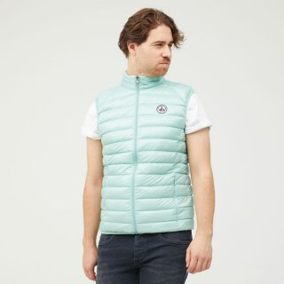 MEN'S VEST 2900-TOM | VERTPASTEL