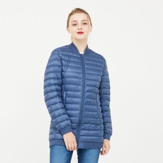 LADY'S JACKET 3900-EVE | BLEU/POMB