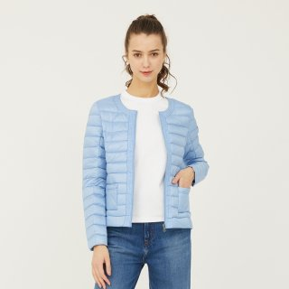 LADY'S JACKET 5900-DOUDA  |  BLEU HORIZON