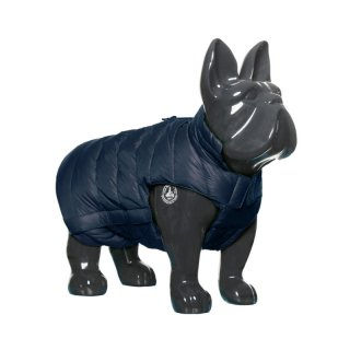 DOG JACKET 9900-DOG-1|BLEU/POMB
