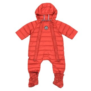 BABY JACKET 9900-GRE|ROUGE CLAIR
