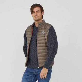 MEN'S VEST 2900-TOM | TAUPE