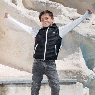 KID'S VEST 4903-ALVIN|NOIR
