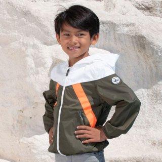 KID'S JACKET 4909-ARTHUR | ARMY