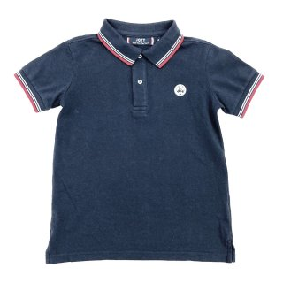KID'S POLO SHIRT 4918-BREST | MARINE