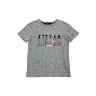 KID'S T-SHIRT 4934-GUIMARES |  GRIS CHINE/JOTTER