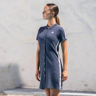 LADY'S S/S POLO 4921-LOMBARDIE | MARINE