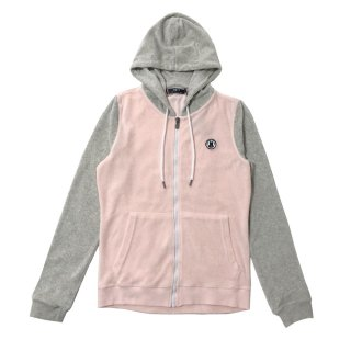 LADY'S  PARKA 4930-CORAIL|NUDE/GRIS CHINE