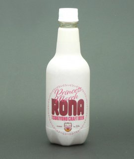 "Princess March ""RONA"" 500mlペットボトル"