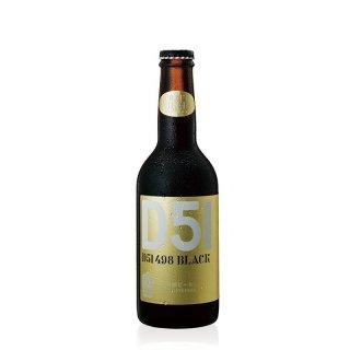 上越線ビール D51 498 BLACK 330ml瓶