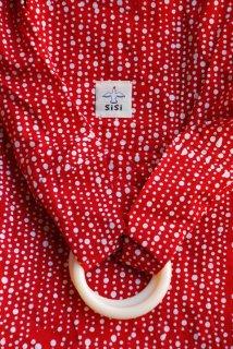 SS-DOTR スリング単品『水玉(赤)』