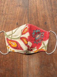 【ご予約商品:お届けは5月6日(木)以降の予定です】布マスク(男女兼用Mサイズ)ファンデーションの移りも気にならない!ベージュの内布