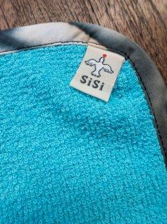 【ご予約商品:お届けは10月7日(木)以降の予定です】sisiの可愛くカラフルなタオルハンカチ