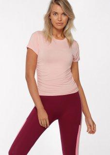 LORNA JANE(ローナジェーン)Hiit it Active Tee/ヒートイットアクティブ Tシャツ(ピンク)