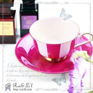 転写紙 『Lie-de-vin/リ ドゥ ヴァン(単色 赤紫)』 白磁 陶芸 焼成用 A3サイズ【Roi&Li'l】ポーセリンアート