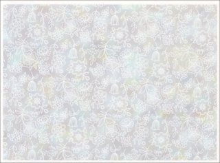 <img class='new_mark_img1' src='https://img.shop-pro.jp/img/new/icons13.gif' style='border:none;display:inline;margin:0px;padding:0px;width:auto;' />転写紙 『オーロラ転写紙-Nordic Flower』 白磁 陶芸 焼成用 A4サイズ【Roi&Li'l】ポーセリンアート