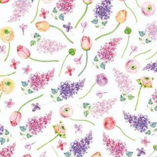 転写紙 『Lilac-ライラック』 A4