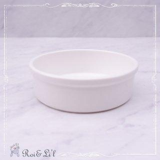 白磁 『DOG&CAT bowl』