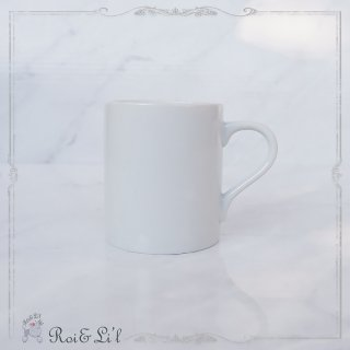 白磁 『エムマグカップ』