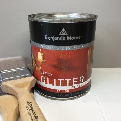 ベンジャミンムーア グリッターエフェクト Benjamin Moore Glitter Effect 0.9L