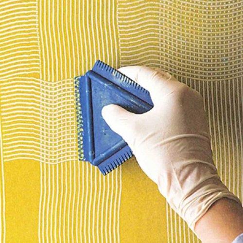 トライアングルコム Triangular graining combs
