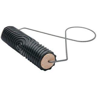 グレイニングローラー Graining roller with wire handle