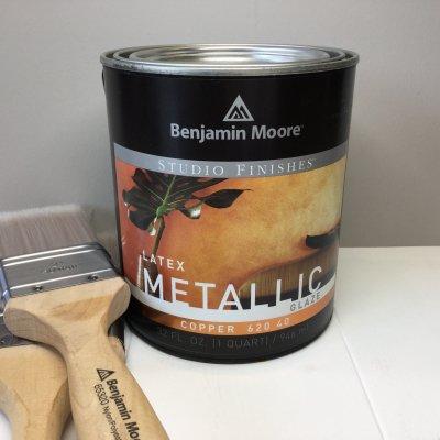Metallic Copper 620-40 BMP-19 ベンジャミンムーア