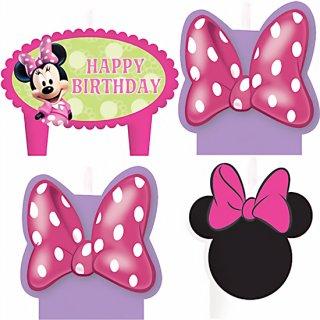 ディズニーキャンドル ミニー<br>【Disney Minnie】
