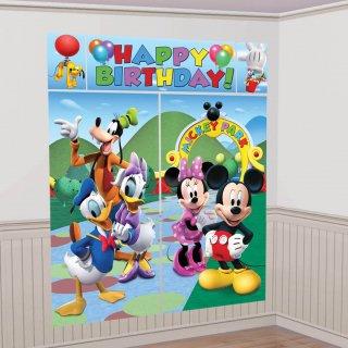 ウォールデコレーション ディズニーファミリー<br>【Disney Family】