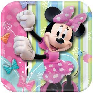ペーパープレートS ミニー<br>【Disney Minnie】