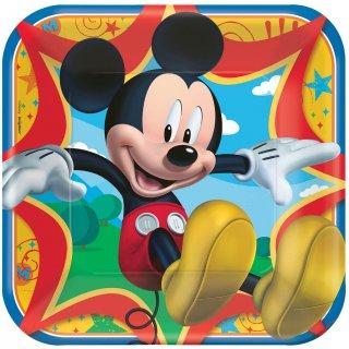 ペーパープレートM ミッキー<br>【Disney Mickey】